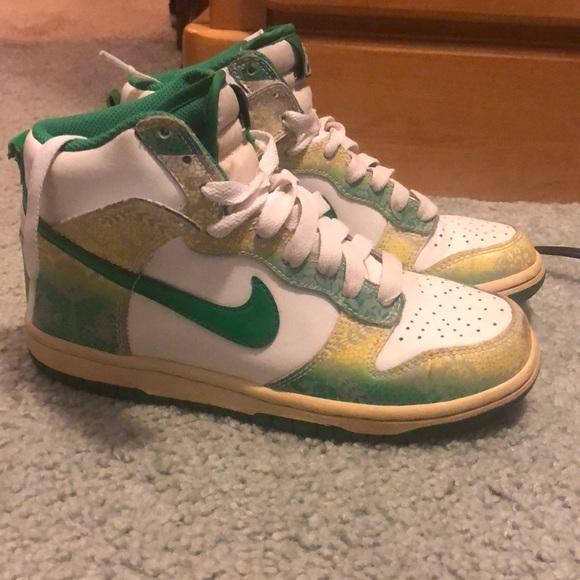 Nike Shoes | Nike 6 High Tops | Poshmark
